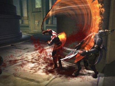 God of War 2 Screenshot photos 3