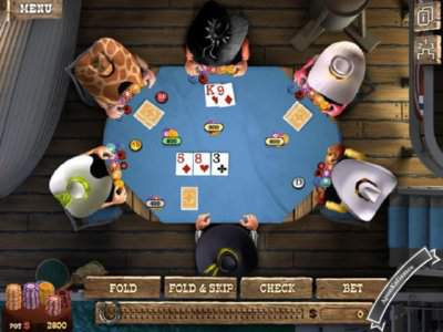 Governor of Poker 2 Screenshot photos 1