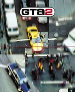 Grand Theft Auto 2 / cover new