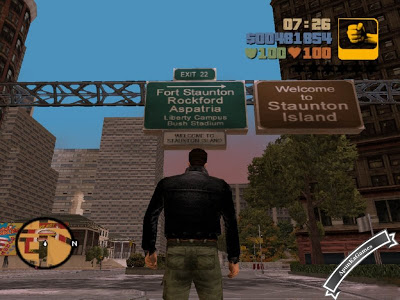 Grand Theft Auto 3 (GTA 3) Screenshot photos 1
