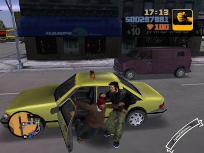 Grand Theft Auto 3 (GTA 3) Screenshot photos 2