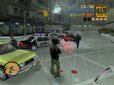 Grand Theft Auto 3 (GTA 3) Screenshot photos 3
