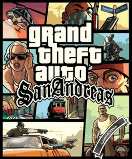 GTA: San Andreas (SA) / cover new