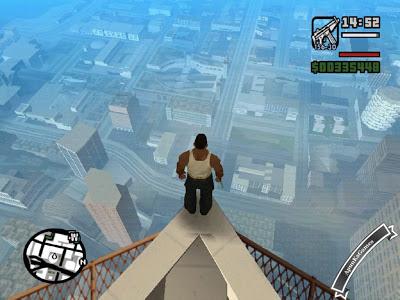 GTA: San Andreas (SA) Screenshot photos 1