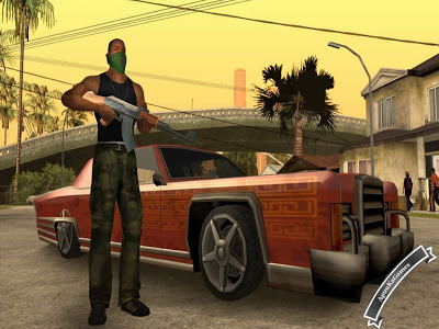GTA: San Andreas (SA) Screenshot photos 2
