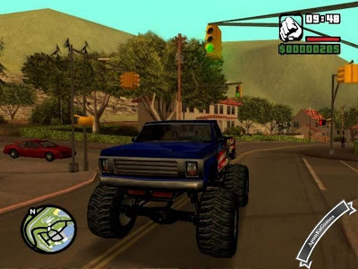 GTA: San Andreas (SA) Screenshot photos 3