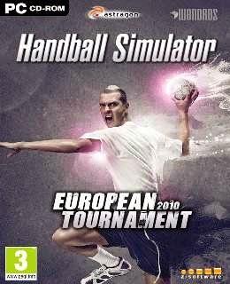 Handball Simulator: European Tournament 2010 cover new