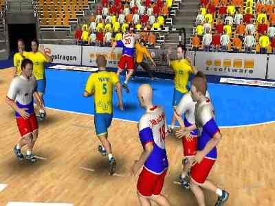 Handball Simulator: European Tournament 2010 Screenshot Photos 1