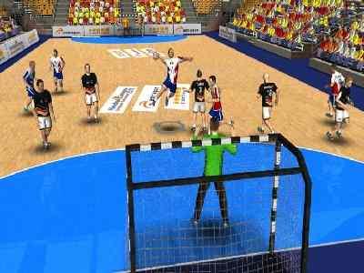 Handball Simulator: European Tournament 2010 Screenshot Photos 2