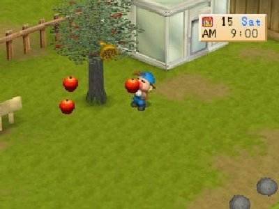 Harvest Moon: Back to Nature Screenshot Photos 1