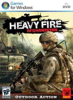 Heavy Fire Afghanistan / cover new