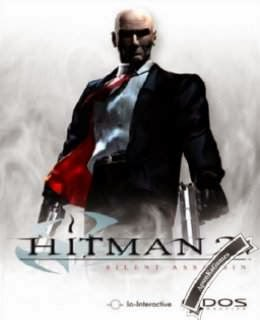 Hitman 2 - Silent Assassin / cover new
