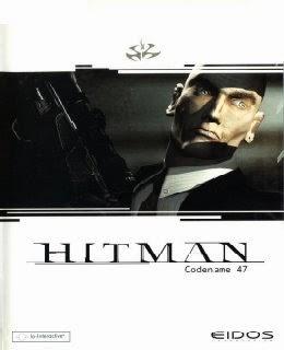 Hitman 1: Codename 47 cover new