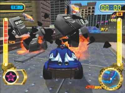 Hot Wheels Velocity X Screenshot Photos 3