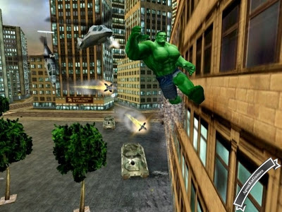 Hulk (2003) Screenshot photos 2
