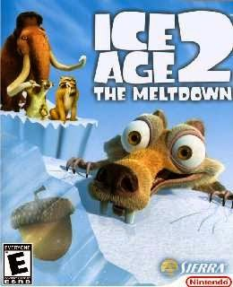 Ice Age 2: The Meltdown cover new
