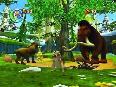 Ice Age 2: The Meltdown Screenshot Photos 1