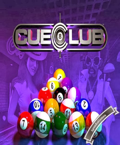 International Cue Club / cover new