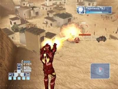 Iron Man 1 Screenshot Photos 1