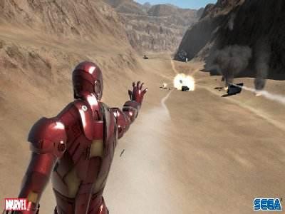 Iron Man 1 Screenshot Photos 3