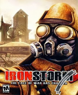 Iron Storm / cover new