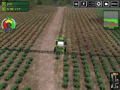 John Deere Drive Green Screenshot Photos 1
