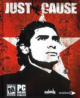 Just Cause 1 cover new