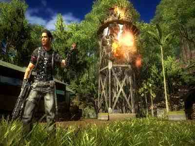 Just Cause 1 Screenshot Photos 2