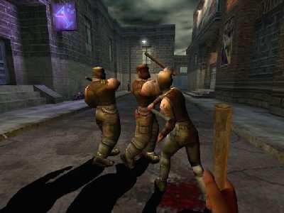Kingpin: Life of Crime War Screenshot Photos 2