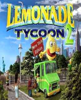 Lemonade Tycoon 2: New York Edition cover new