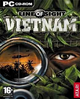 Line of Sight: Vietnam cover new