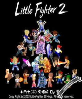Little Fighter 2 Night / cover new