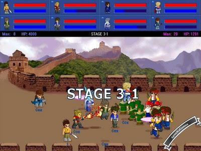 Little Fighter 2 Night Screenshot photos 1