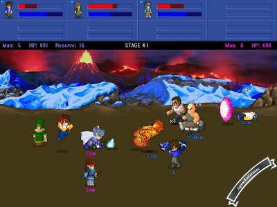Little Fighter 2 Night Screenshot photos 3