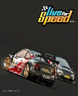Live for Speed S2 Alpha cover new
