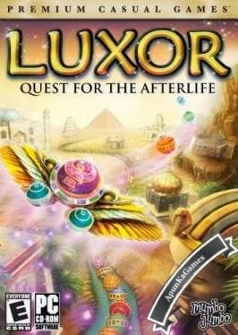 Luxor 4 / cover new