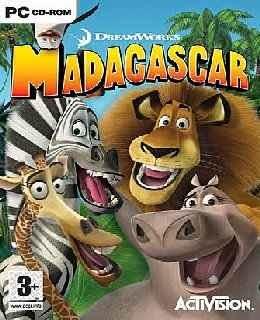 Madagascar 1 cover new