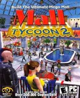 Mall Tycoon 2 cover new