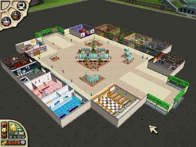 Mall Tycoon 2 Screenshot Photos 1