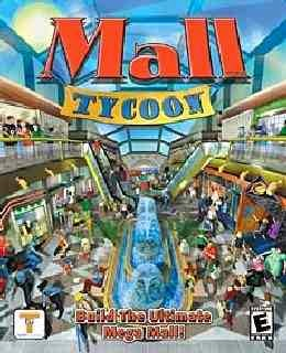 Mall Tycoon 1 cover new