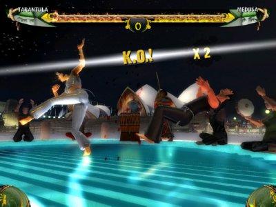 Martial Arts - Capoeira Screenshot photos 1