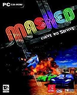 Mashed: Drive to Survive cover new