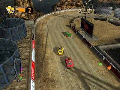 Mashed: Drive to Survive Screenshot Photos 1