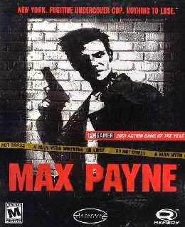 Max Payne 1 / cover new