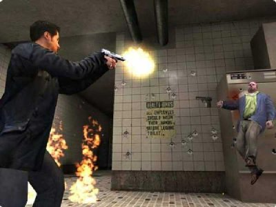Max Payne 1 Screenshot photos 1