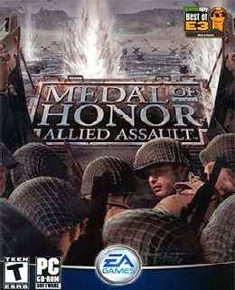 Medal of Honor: Allied Assault cover new