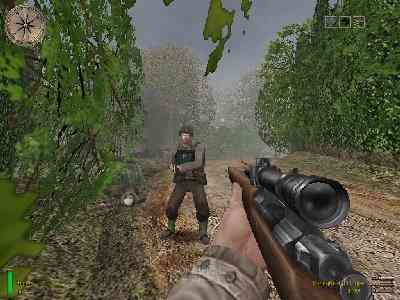 Medal of Honor: Allied Assault Screenshot Photos 3