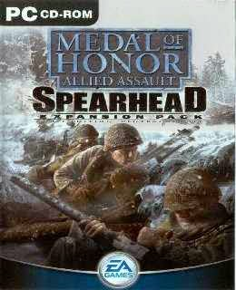 Medal of Honor: Allied Assault Spearhead cover new