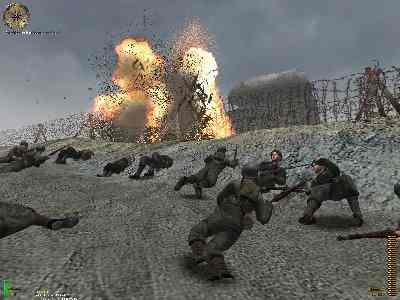 Medal of Honor: Allied Assault Spearhead Screenshot Photos 2