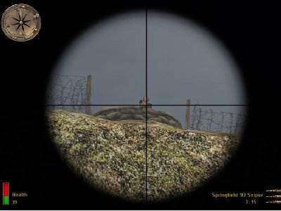 Medal of Honor: Allied Assault Spearhead Screenshot Photos 3
